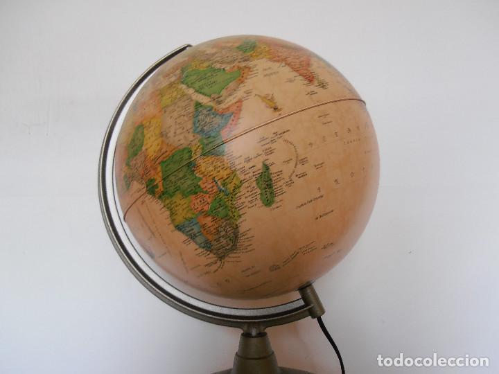 Vintage: Bola mundo globo terraqueo Nova Rico lampara - Foto 4 - 147049634