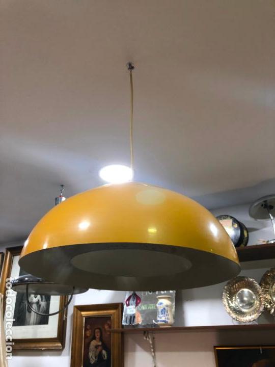 LAMPARA VINTAGE FALAXIA - FASE ?¿ - MEDIDA DIAMETRO 50 CM (Vintage - Lámparas, Apliques, Candelabros y Faroles)