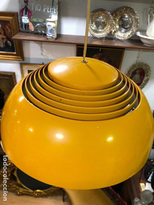 Vintage: LAMPARA VINTAGE FALAXIA - FASE ?¿ - MEDIDA DIAMETRO 50 CM - Foto 7 - 147752718