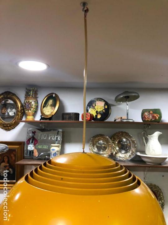 Vintage: LAMPARA VINTAGE FALAXIA - FASE ?¿ - MEDIDA DIAMETRO 50 CM - Foto 8 - 147752718