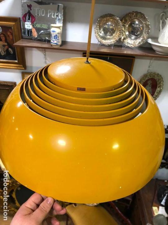 Vintage: LAMPARA VINTAGE FALAXIA - FASE ?¿ - MEDIDA DIAMETRO 50 CM - Foto 10 - 147752718