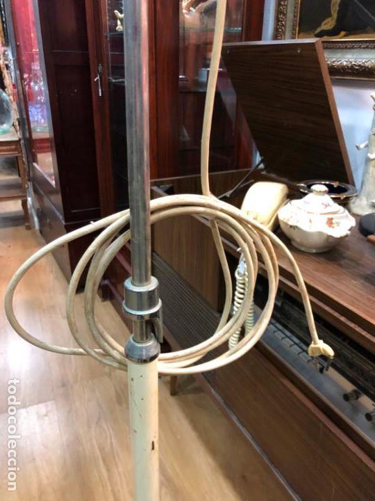 Vintage: LAMPARA DE PIE DE MEDICINA MEDICO - VINTAGE - Foto 4 - 158370157