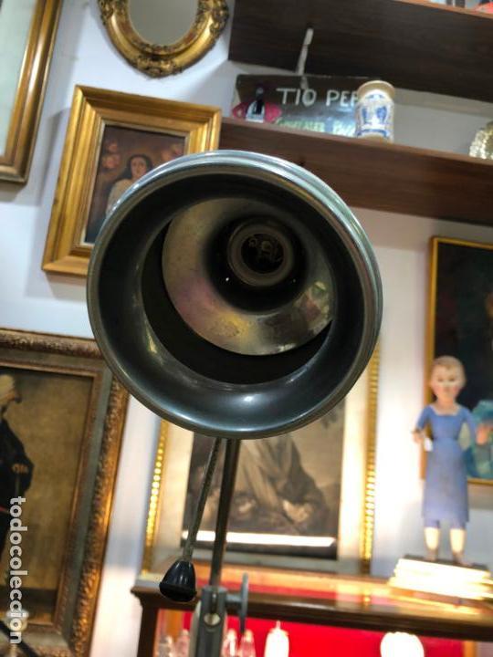 Vintage: LAMPARA DE PIE DE MEDICINA MEDICO - VINTAGE - Foto 6 - 158370157