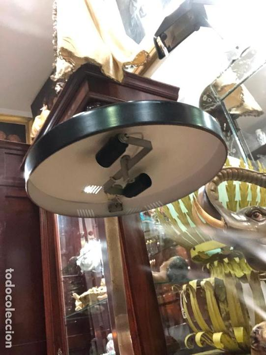 Vintage: ANTIGUA LAMPARA FASE DE ESTUDIO - VINTAGE - Foto 11 - 147913810
