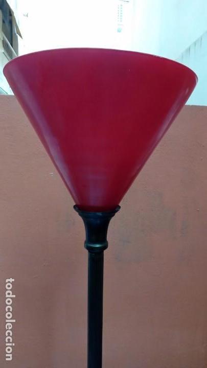 Vintage: lampara de pie- - Foto 2 - 147981894