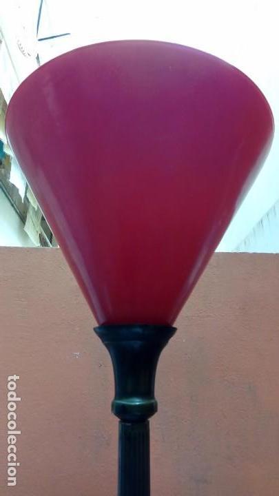 Vintage: lampara de pie- - Foto 4 - 147981894