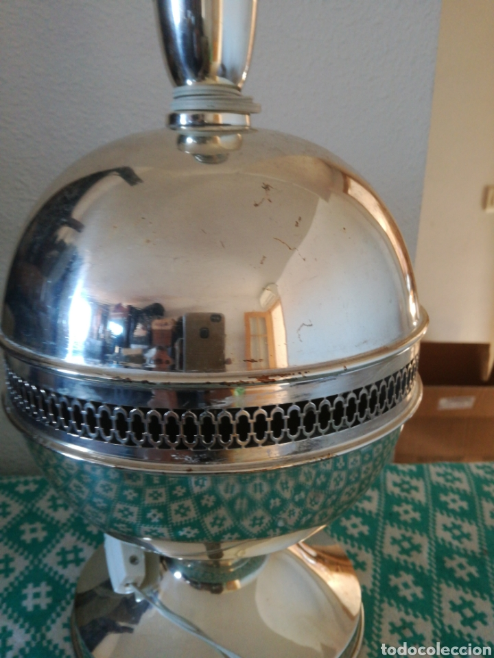 Vintage: LAMPARA METAL - Foto 2 - 148747750