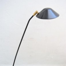 Vintage: LAMPARA DE SOBREMESA - DESPACHO ESTILO FASE - METALARTE - LUPELA. Lote 149375990