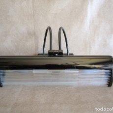 Vintage: LAMPARA DE PARED VINTAGE PARA CUADROS O EXPOSITOR. Lote 43292767