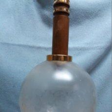 Vintage: LAMPARA GLOBO CRISTAL. Lote 150160930