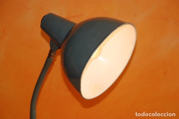 Vintage: Antigua lampara flexo industrial - Foto 6 - 150236602