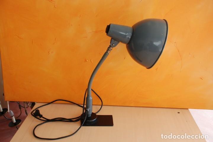 Vintage: Antigua lampara flexo industrial - Foto 7 - 150236602