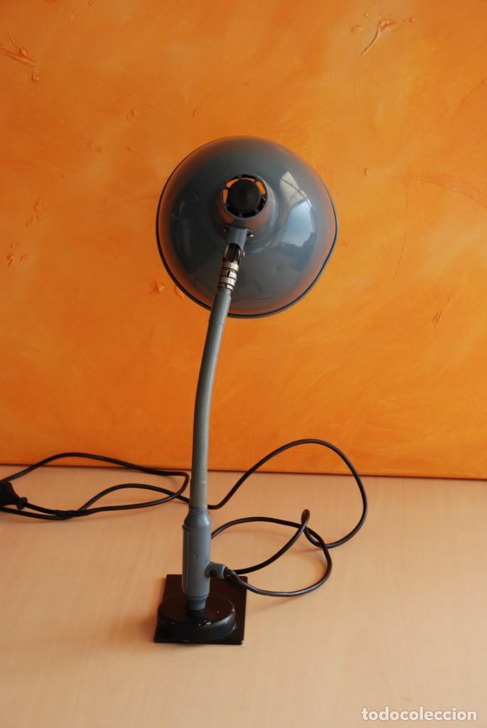 Vintage: Antigua lampara flexo industrial - Foto 9 - 150236602