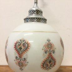 Vintage: LAMPARA DE TECHO VINTAGE.. Lote 151255196