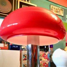 Vintage: LAMPARA SOBREMESA VINTAGE GUZZINI MEBLO DESIGN. Lote 152062562
