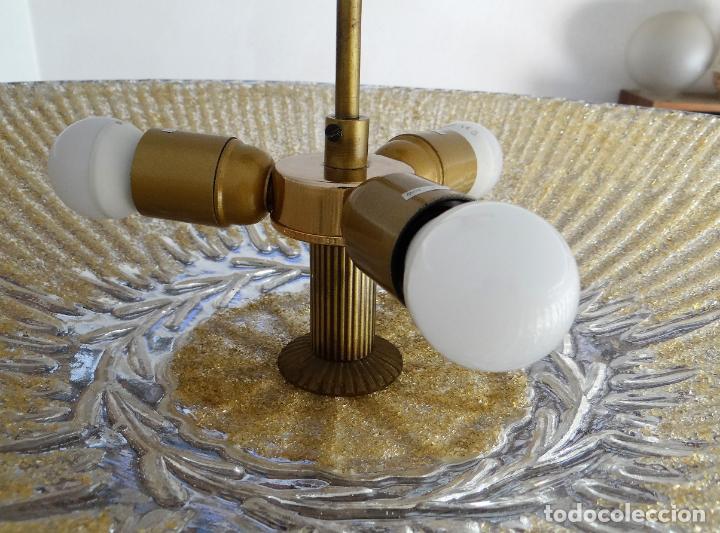 Vintage: LAMPARA CRISTAL MURANO BAROVIER & TOSO. VINTAGE. - Foto 7 - 153464174