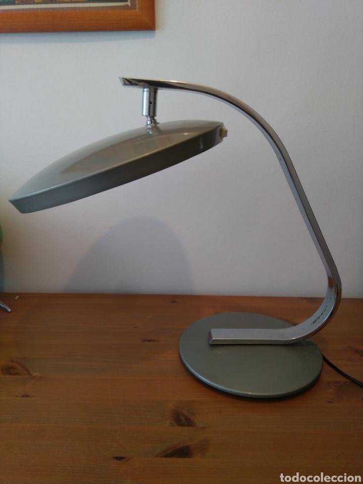 LÁMPARA VINTAGE FASE (Vintage - Lámparas, Apliques, Candelabros y Faroles)