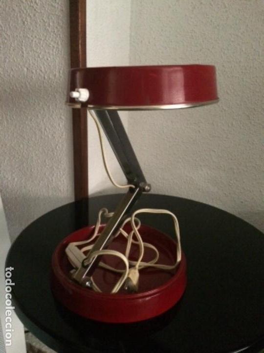 Vintage: Lámpara plegable escritorio - Foto 2 - 154084342