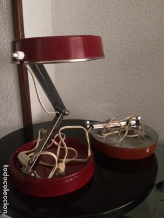 Vintage: Lámpara plegable escritorio - Foto 3 - 154084342