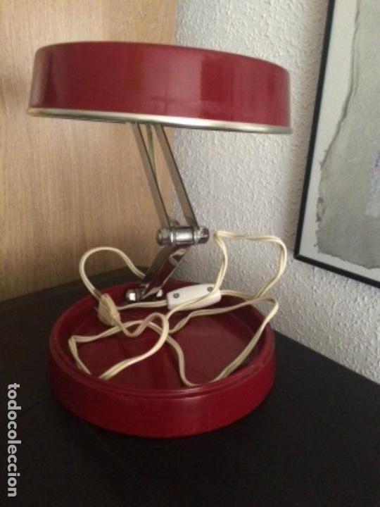 Vintage: Lámpara plegable escritorio - Foto 6 - 154084342