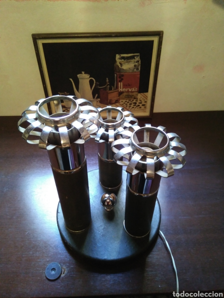 Vintage: Lampara vintage de mesa - Foto 2 - 155046680