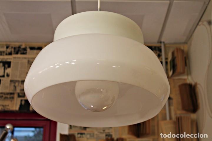 LAMPARA MID CENTURY VINTAGE (Vintage - Lámparas, Apliques, Candelabros y Faroles)