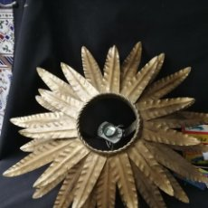 Vintage: LAMPARA SOL. Lote 155168386