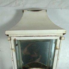 Vintage: ANTIGUO FAROL EN METAL.. Lote 155584458