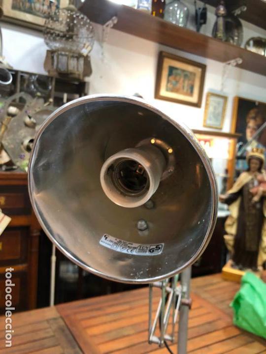 Vintage: FANTASTICA LAMPARA DE MESA EXTENSIBLE - VINTAGE - INDUSTRIAL - Foto 5 - 155823806