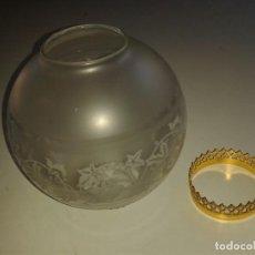 Vintage: TULIPA PARA LAMPARA (1). Lote 156532490