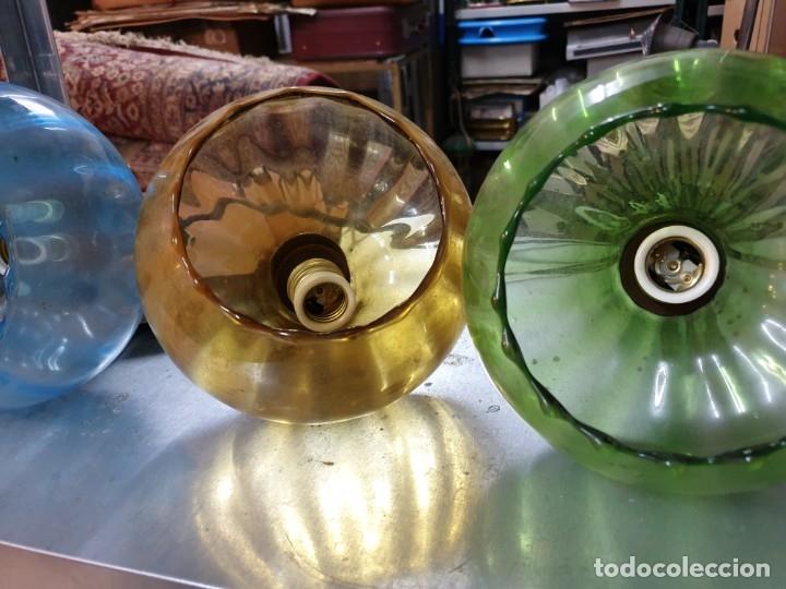 Vintage: FANTASTICA LAMPARA - Foto 5 - 26087203