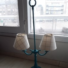 Vintage: LAMPARA DE SOBREMESA VINTAGE. Lote 156916006