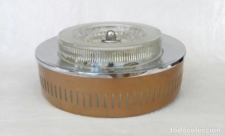 PLAFÓN DE TECHO (Vintage - Lámparas, Apliques, Candelabros y Faroles)