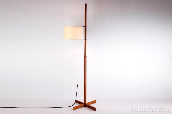 de en madera miguel pie Lampara milá tmm diseño Vendido vn8NOym0wP