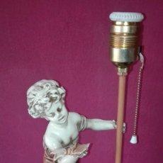 Vintage: LAMPARA SOBREMESA VINTAGE. Lote 158839834