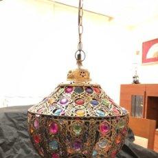 Vintage: LAMPARA DE TECHO NUEVA . Lote 159897930