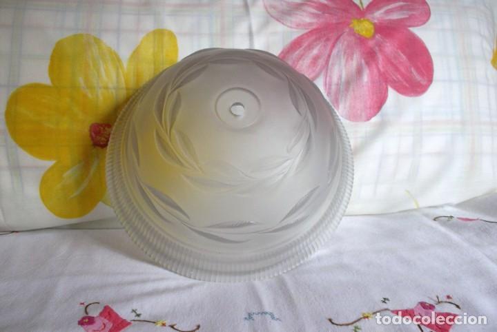 Vintage: LAMPARA FLORON DE TECHO AÑOS 70-80 - Foto 5 - 251919890
