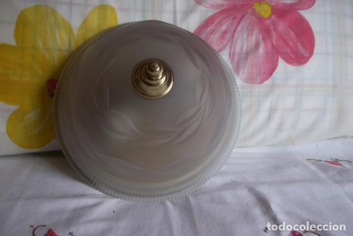 Vintage: LAMPARA FLORON DE TECHO AÑOS 70-80 - Foto 7 - 251919890