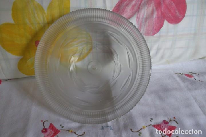 Vintage: LAMPARA FLORON DE TECHO AÑOS 70-80 - Foto 8 - 251919890
