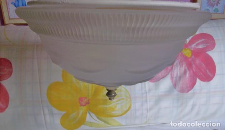 Vintage: LAMPARA FLORON DE TECHO AÑOS 70-80 - Foto 9 - 251919890