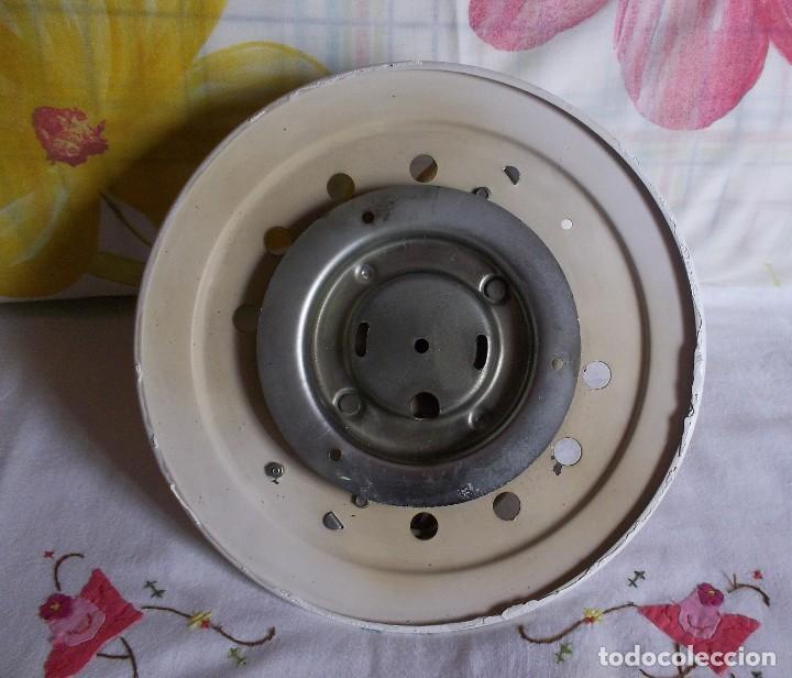 Vintage: LAMPARA FLORON DE TECHO AÑOS 70-80 - Foto 13 - 251919890