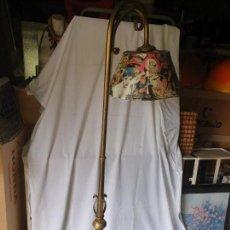 Vintage: LAMPARA DE PIE. Lote 160953598