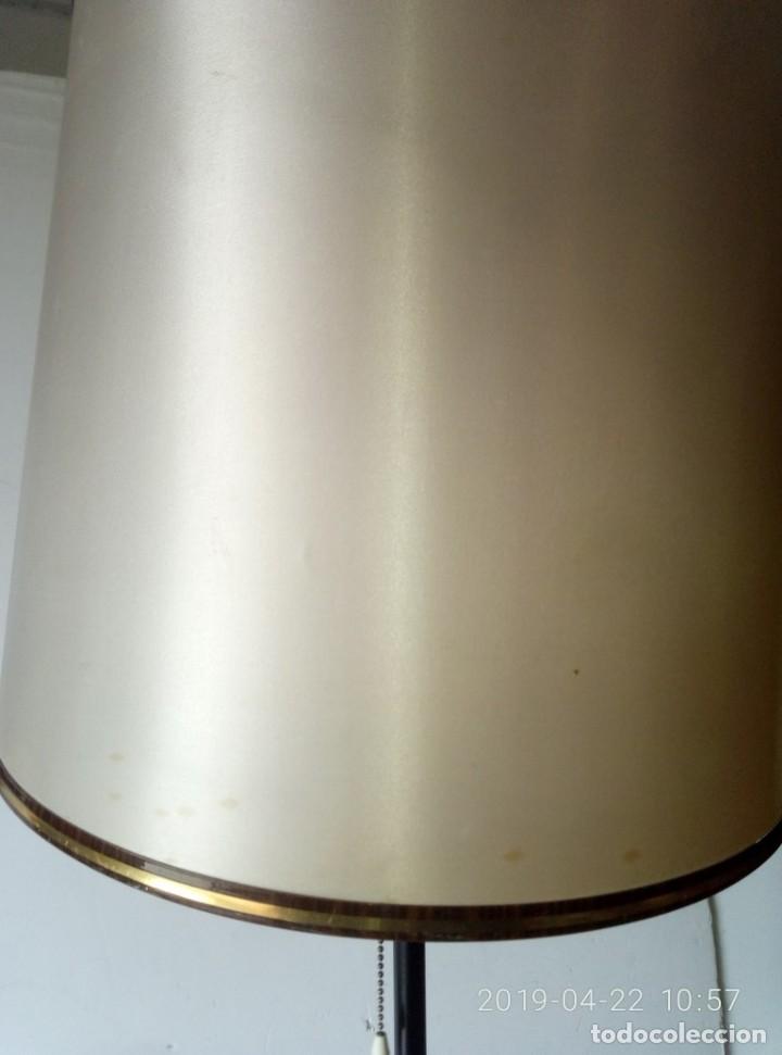 Vintage: LAMPARA PIE VINTAGE AÑOS 70 - Foto 7 - 160982834