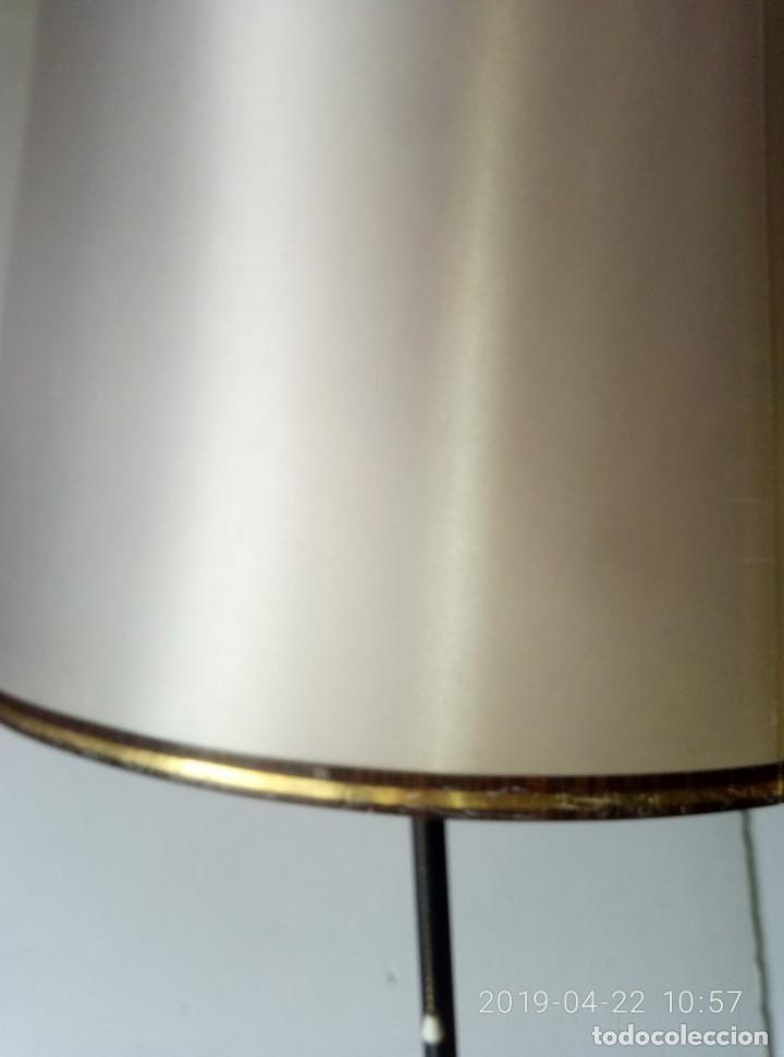 Vintage: LAMPARA PIE VINTAGE AÑOS 70 - Foto 8 - 160982834