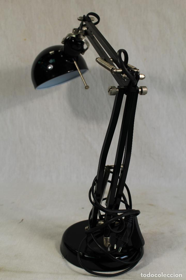 Vintage: lampara flexo de sobremesa - Foto 2 - 161739570