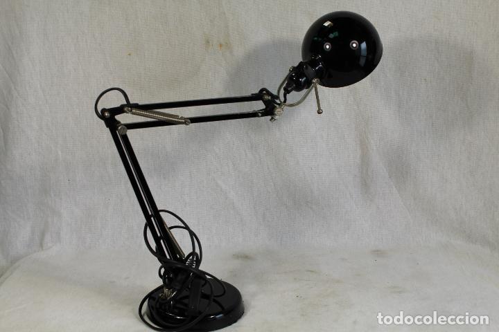 Vintage: lampara flexo de sobremesa - Foto 4 - 161739570