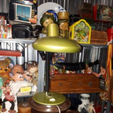 Vintage: ORIGINAL LAMPARA FLEXO DE MESA DISEÑO ESTILO FASE AÑOS 70 FUNCIONANDO. Lote 161941058