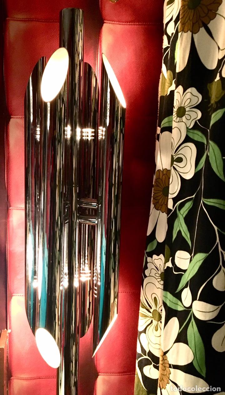 Vintage: LAMPARA SUELO FASE GRIN LUZ -SPACE AGE-LAMPARA GRIN LUZ DISEÑA LUIS PEREZ DE LA OLIVA - Foto 7 - 55373910