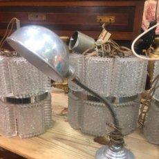 Vintage: ANTIGUA LAMPARA DE MESA FLEXO - VINTAGE. Lote 162666910