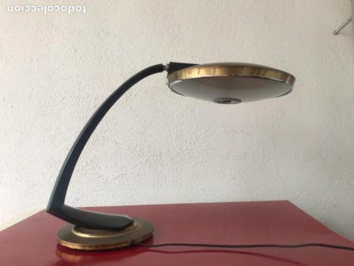 Vintage: LAMPARA FASE MODELO BOOMERANG 2000. VINTAGE. - Foto 7 - 176468123